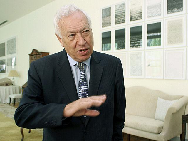 José Manuel García-Margallo en una imagen reciente. | Miguel Torán / Efe