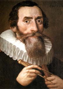 Johannes Kepler. | EM