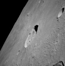 Un cráter lunar bautizado con el nombre de Kepler. | EM