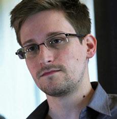 Imagen de Edward Snowden