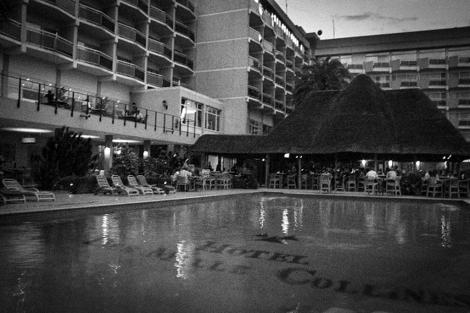 El hotel de las Mil Colinas en la actualidad. / Raquel Villaécija