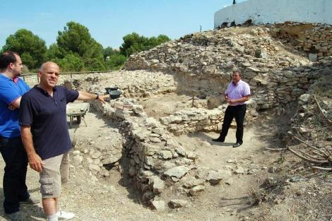 Ubicación del poblado donde se produjo el hallazgo. | E. F.