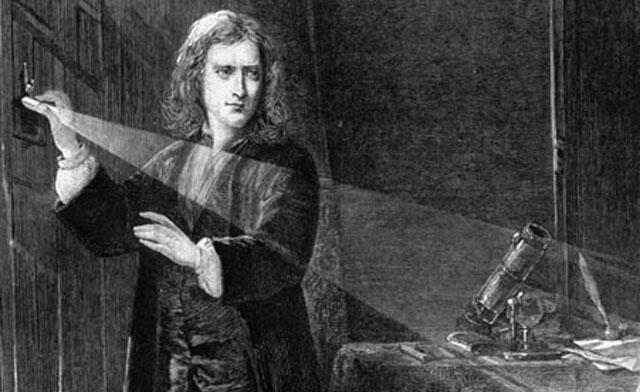 Retrato de Isaac Newton. | El Mundo