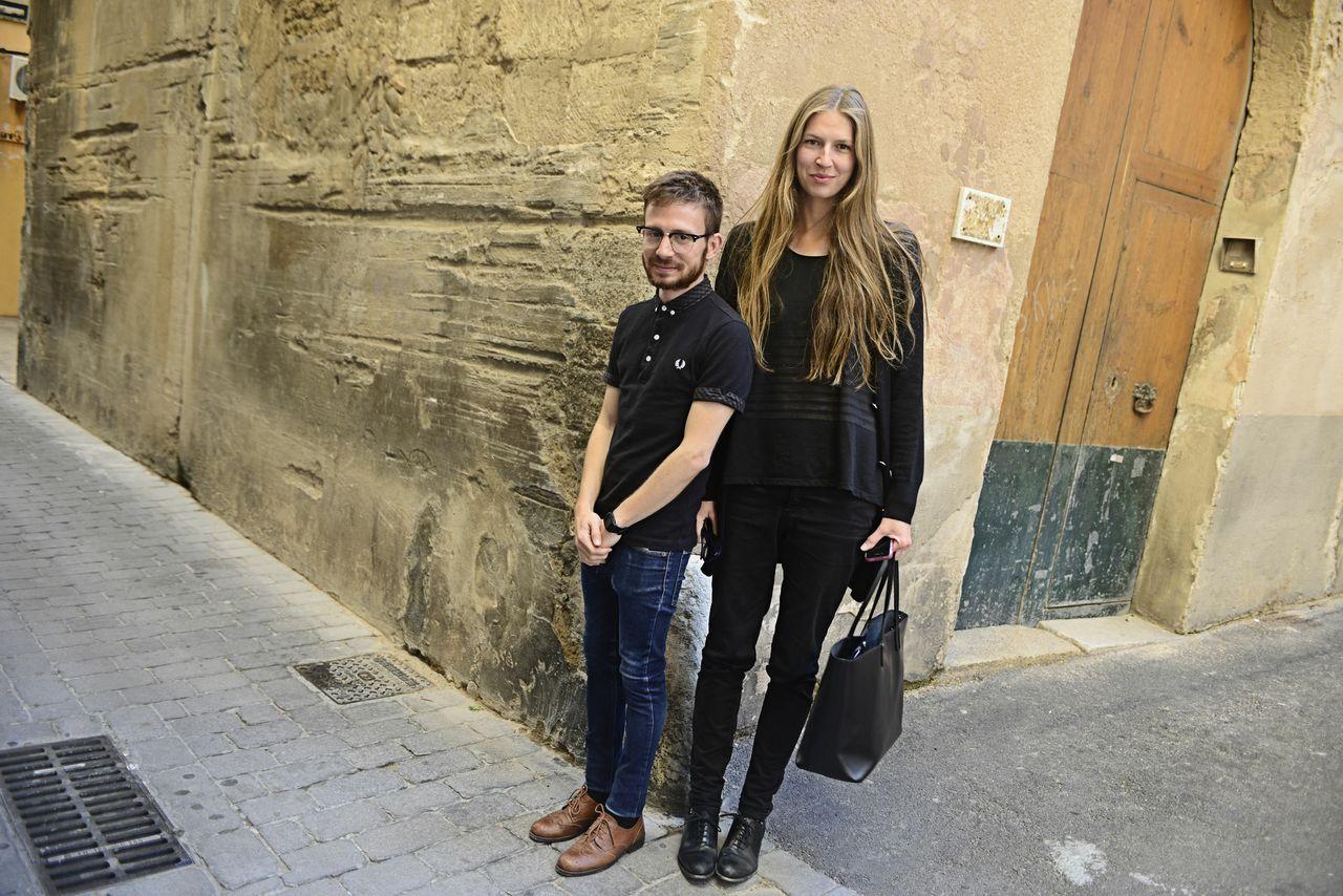 De arte y tiendas por Palma