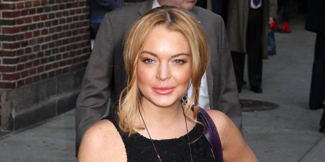 Lindsay Lohan en Nueva York | Gtres