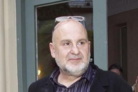 Antón Reixa, en mayo de 2012, tras ser elegido presidente de SGAE.   B. Rivas