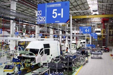 Factoría de Iveco en Valladolid. | Ical