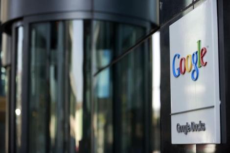 Oficina de Google en Dublín.   Reuters