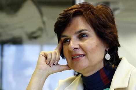 La ya ex diputada del PP valenciano Alicia de Miguel. | V. Bosch