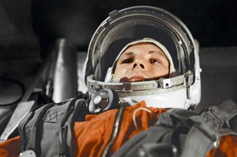 Imagen de archivo del héroe soviétivo Yuri Gagarin.   EL MUNDO