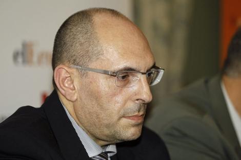 El juez Elpidio José Silva | Alberto Cuellar