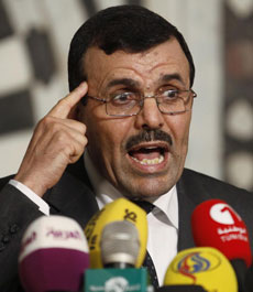 Ali Laridi.| Reuters