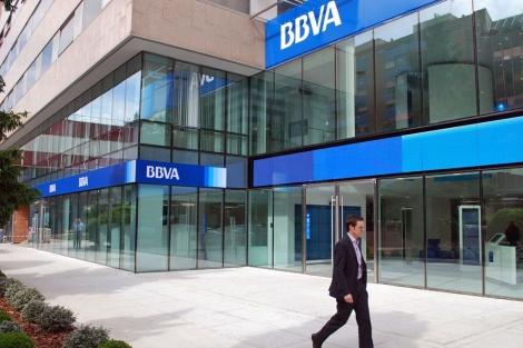 Sucursal de BBVA. | BBVA