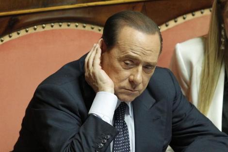Silvio Berlusconi.| Efe