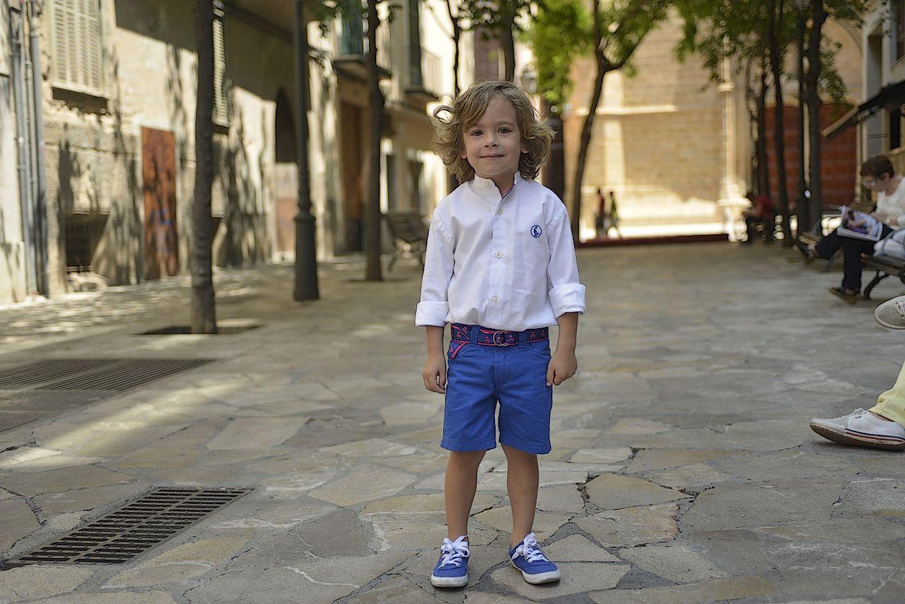 La frescura de las calles de Palma