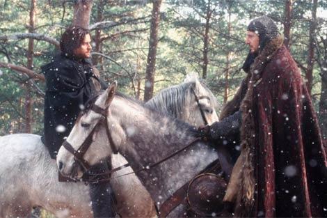 Fotograma de la película 'El Reino de los cielos'.