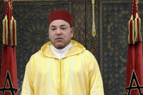 El rey de Marruecos, Mohamed VI.   Efe