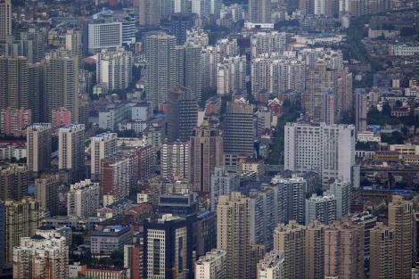 Vista aérea de Shangai, China. | Reuters