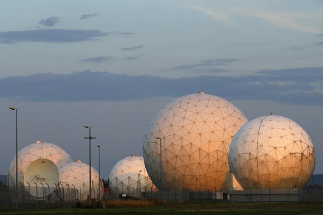 Instalaciones de vigilancia de la NSA.| Reuters