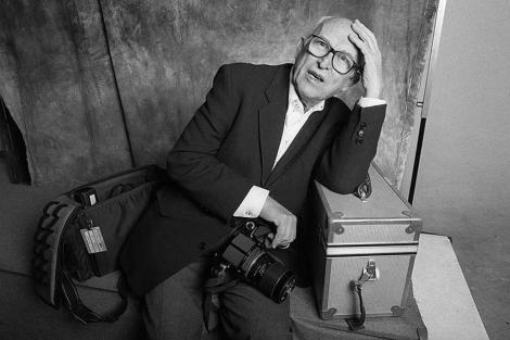 El fotógrafo catalán Oriol Maspons.