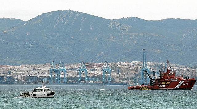 Bahía de Algeciras. | Foto: Francisco Ledesma