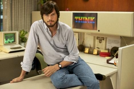 Imagen promocional de la película 'Jobs'. | EL MUNDO