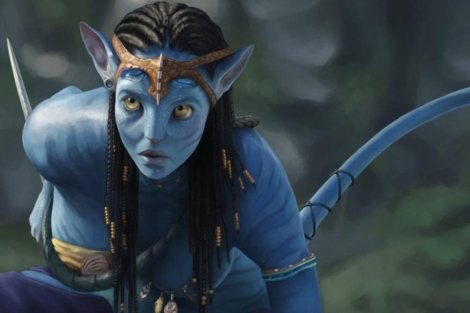 Fotograma de la película de James Cameron, 'Avatar'.