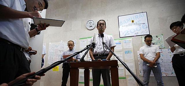 Toyoshi Fuketa, miembro de la Autoridad de Regulación Nuclear. | Reuters