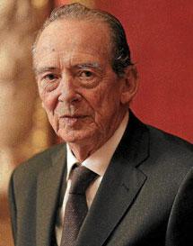 José Manuel Blecua. | E. M.
