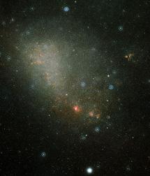 Nube de Magallanes | HST/NASA/ESA/DSS2