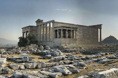 La acrópolis de Atenas | ElMundo