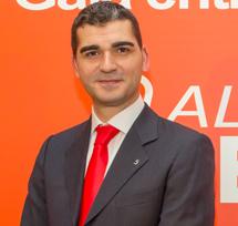 David Caraballo, director comercial de Alquiler Seguro. | EM