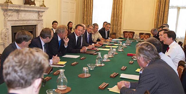 Conflicto en Siria: Reino Unido: 'No habrá intervención