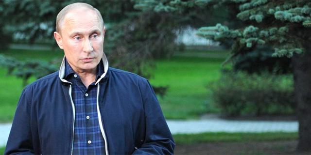 El presidente ruso, Vladimir Putin, durante su comparecencia ante los medios. | Reuters