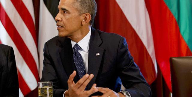 Obama, en una reciente reunión en la Casa Blanca. | Efe