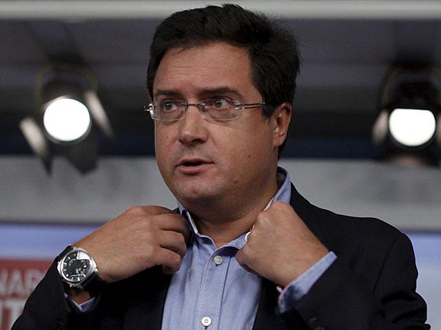 Óscar López, en una rueda de prensa el pasado mes de agosto. | Javier Barbancho / Efe