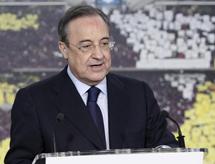 El presidente de ACS, Florentino Pérez. | EM