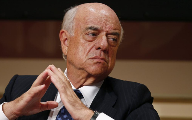El presidente del BBVA, Francisco González. | Reuters