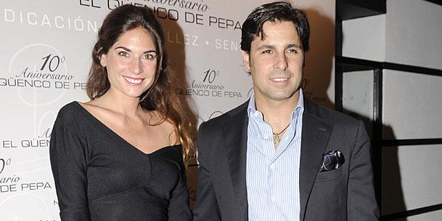 Francisco Rivera y Lourdes Montes, el pasado junio.   Gtres