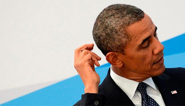 Barack Obama. | Foto: Afp