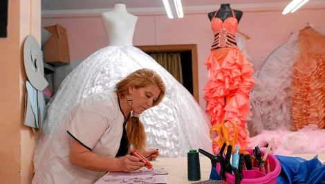la rosa clará de las bodas calés | baleares | elmundo.es