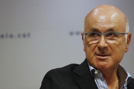 El líder democristiano, Duran i Lleida.   Antonio Moreno