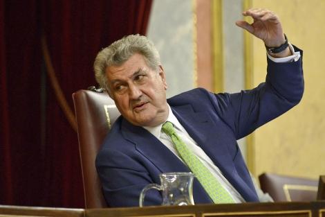 Imagen de Jesús Posada en el Congreso