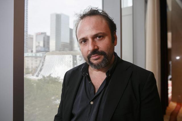 Juan Cavestany, anoche, en Toronto. | Efe