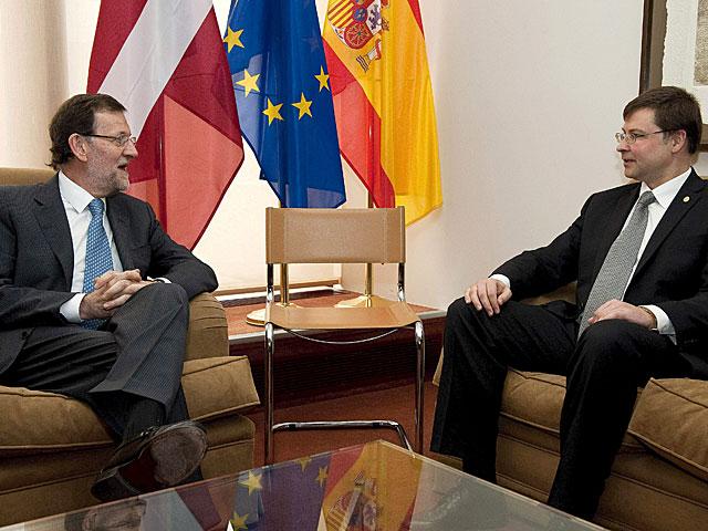 El embajador letón, convocado tras hablar el primer ministro de la secesión catalana | España | elmundo.es
