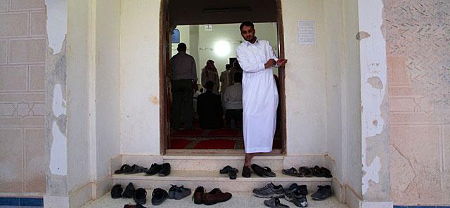 Mezquita en Marsa Matruh. | F. Carrión