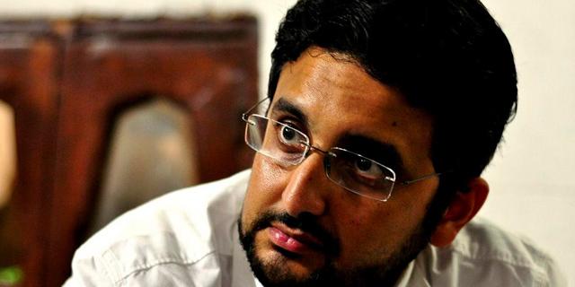 Gehad El Haddad, portavoz de los Hermanos Musulmanes.