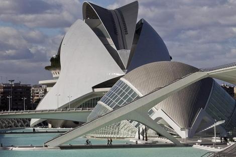 Vista de L'Hemisfèric y el Palau de les Arts | Vicent Bosch
