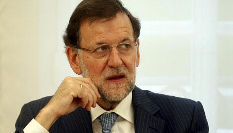 Mariano Rajoy.| Foto: Javier Barbancho