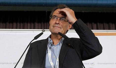 Artur Mas.| Foto: Antonio Moreno